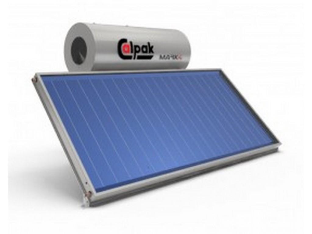 Ηλιακός Θερμοσίφωνας Calpak Mark 4 160/2.6 Η Ηλιακοί Θερμοσίφωνες