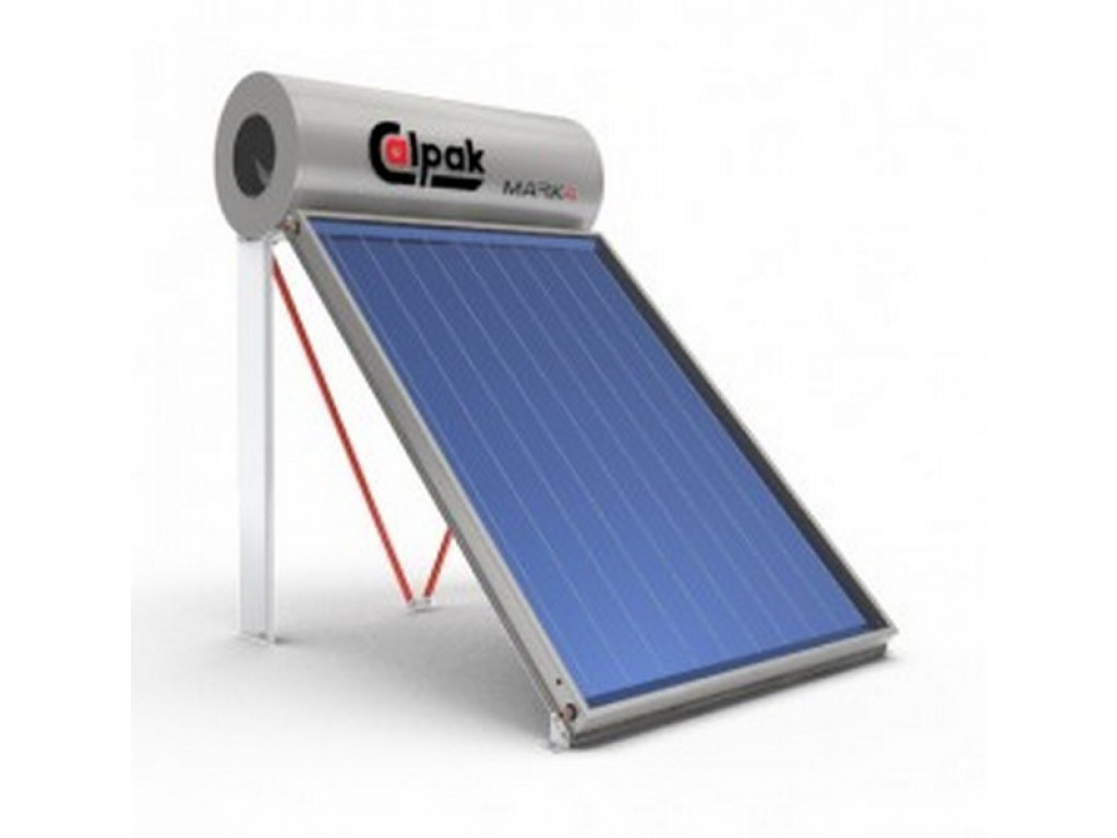 Ηλιακός Θερμοσίφωνας Calpak Mark 4 160/2.1 Ηλιακοί Θερμοσίφωνες