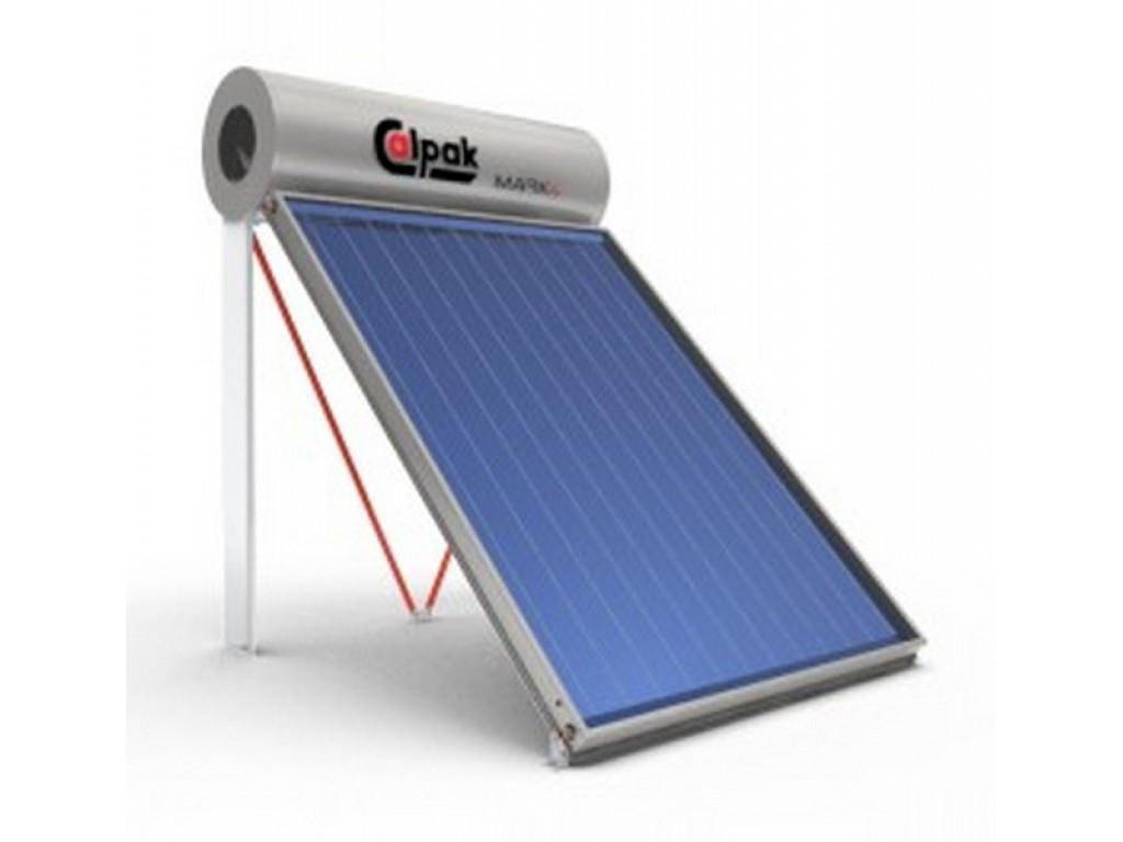 Ηλιακός Θερμοσίφωνας Calpak Mark 4 200/3.0 Ηλιακοί Θερμοσίφωνες