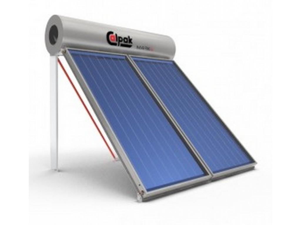 Ηλιακός Θερμοσίφωνας Calpak Mark 4 200/4.2 Ηλιακοί Θερμοσίφωνες